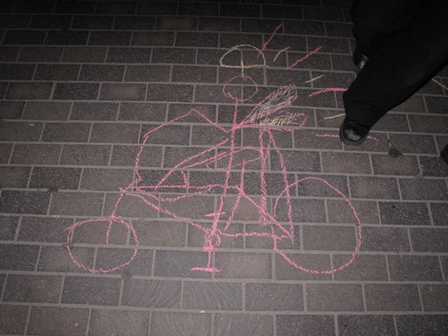 Chalkin' to the end...
