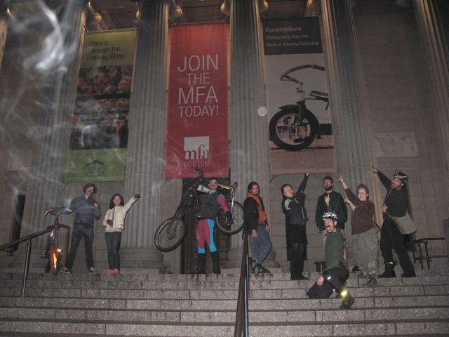 SCUL does the MFA