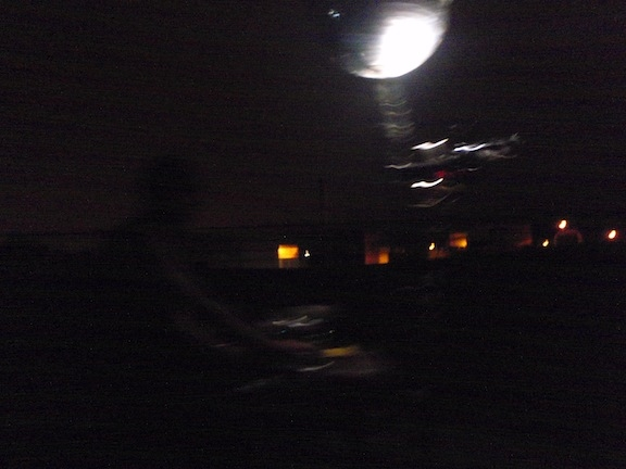 Strange lights spotted on the coast of the New Bedford System